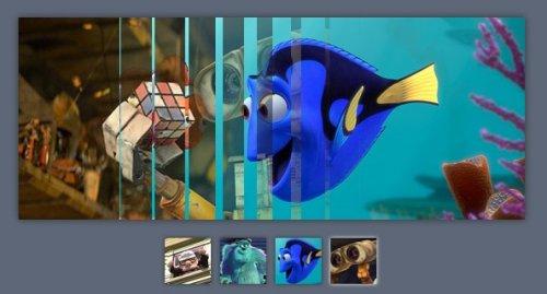 Slider JQ plugin,address caption, links, thumbnails, sorts and random settings-Nivo Slider