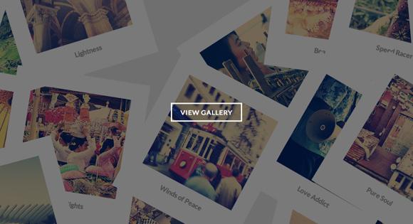 Galería de fotos polarid para su web-polaroids