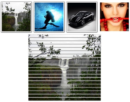 jQuery Accordion Effect gallery-accordionGallery