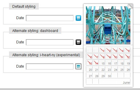 A Javascript Calendar  class for Mootools-Calendar