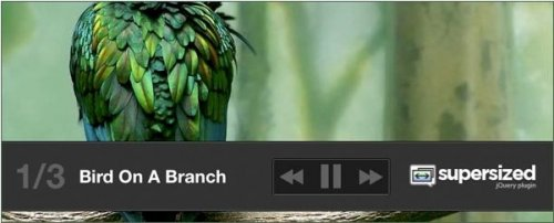 Fullscreen Slideshow , Images Slider, Resizes images to fill browser while maintaining image dimension ratio-Supersized