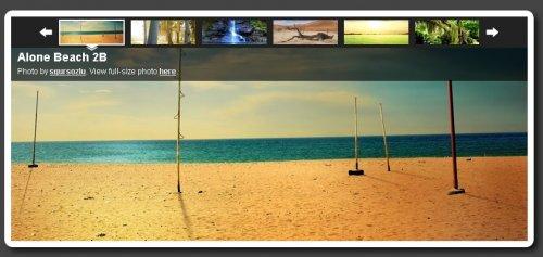 jQuery flexible gallery-GalleryView