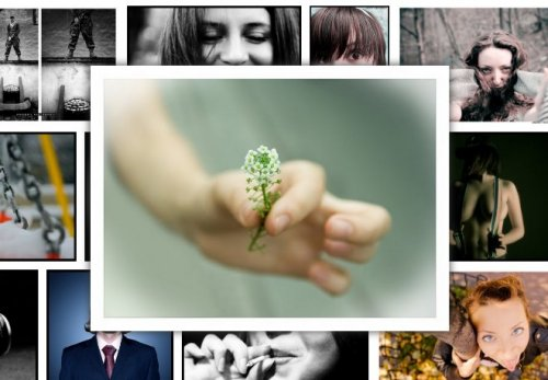 Google plus photo wall with jQuery-photowall