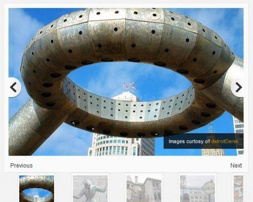 Javascript jQuery Image Gallery muy facil de usar-Pikachoose