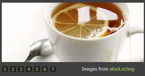 Create a jQuery Slideshow using CSS Sprites-Blinds