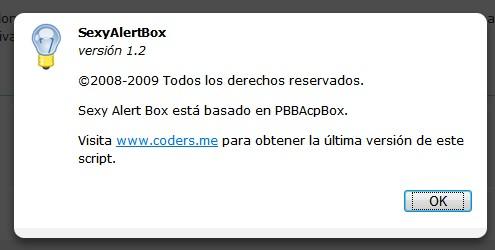 Sexy Alert Box 1.2-SexyAlertBox