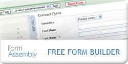javascript form extension, validation and more-wForms