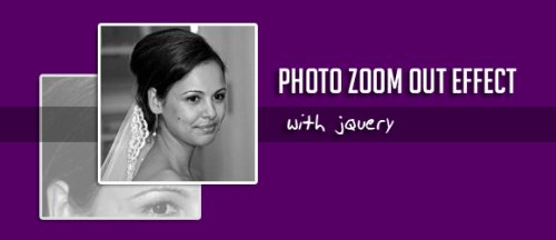 Photo Zoom Gallery with jQuery-ZoomGallery