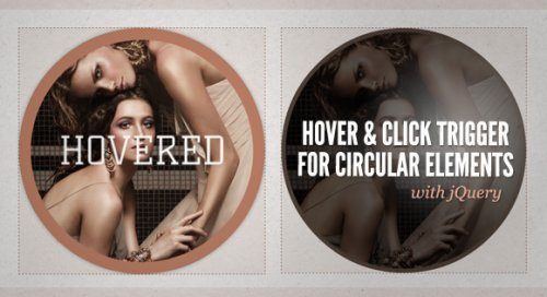 Circular effect with with jQuery-CircularEffect