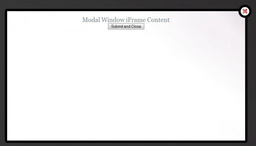 Create a Inline Modal Window with CSS and jQuery-Inline Modal Window