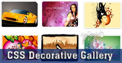 Decorate your thumbnails with css-CssDecorate