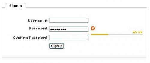 Password checker in javascript-Password Validation