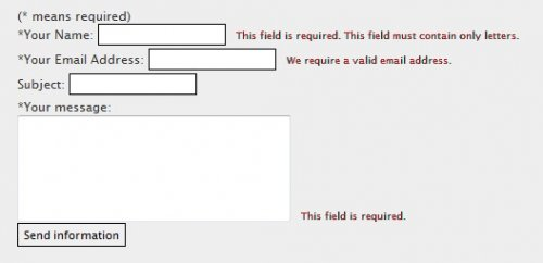Validate your html forms with javascript, prototype and scriptaculous-Jsvalidate