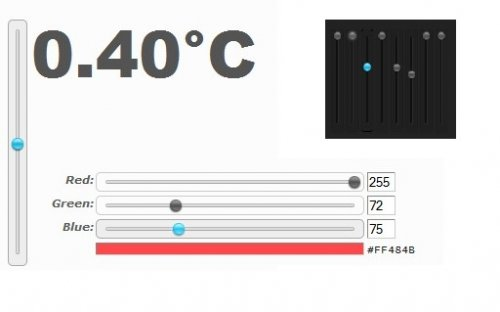 Plugin to create Sliders that can be associated with both text input and select list form elements.-Slider Control V2