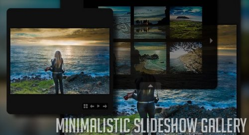 Minimalistic Slideshow Gallery with jQuery-Slideshow