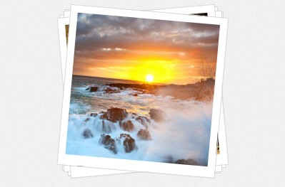 jQuery plugin to show images in stacked format-mobilyNotes