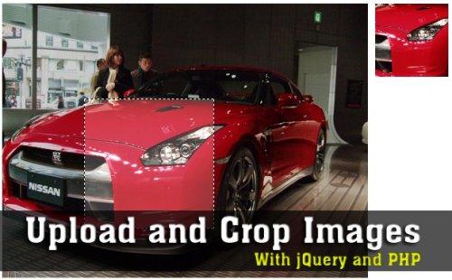 Subir y cortar fotos con jQuery y PHP-Crop