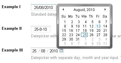 Windows vista style calendar in javascript for web applications-Vista-likeCalendar