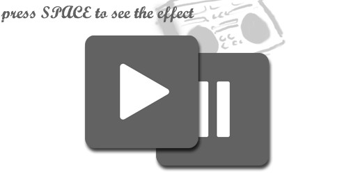 Beautiful Pause and Play Effect with jQuery - PausePlay