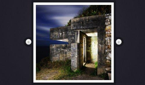 Rotating javascript Image Slideshow with CSS3 and jQuery-RotatingImage