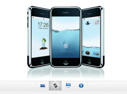 How to create an Apple Style Slideshow Gallery with jQuery - appleSlideShow