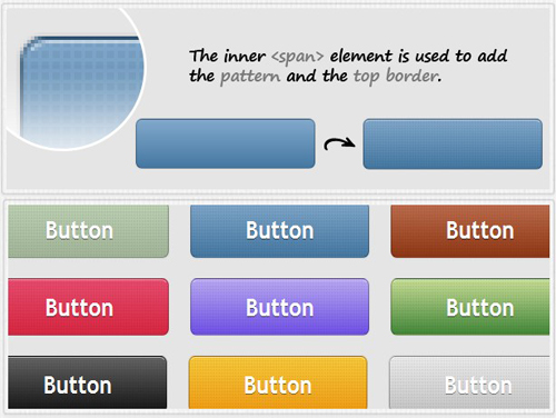 Css  button with gradient style - styling css buttons