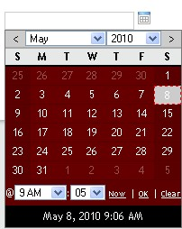 prototype calendar date picker - CalendarDateSelect