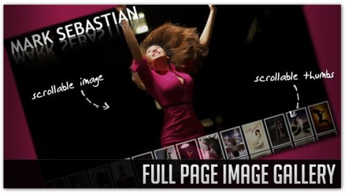jQuery full page image Gallery - Full Gallery