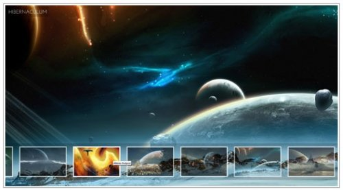 jQuery full screen gallery - Free