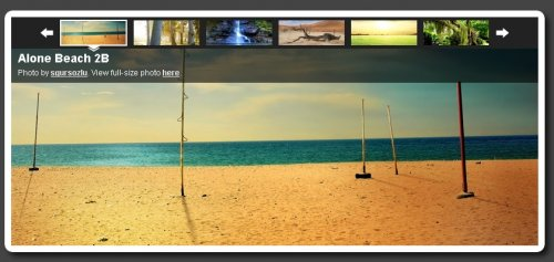 jQuery flexible gallery - GalleryView