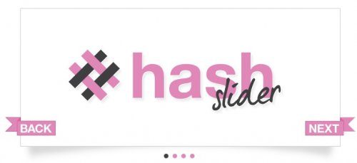 How to create a simple jQuery hash slider - HashSlider