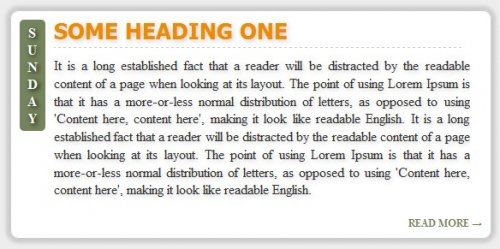 Html Vertical Text with css - verticalText