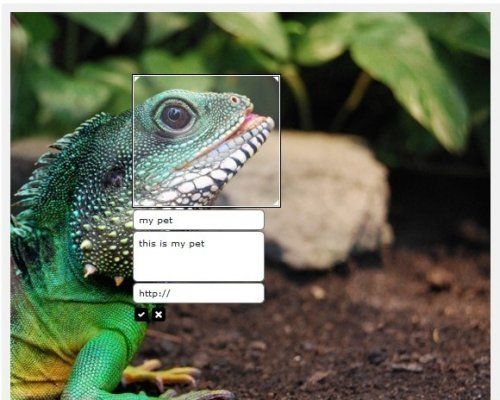 Add notes to any image on your website or blog - jQuery-Notes