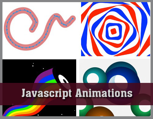 Create amazing animations in javascript with paper.js - Paper.js