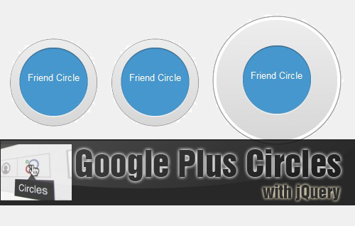 Google plus circle animation - googlePlusCircle