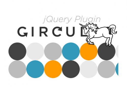 Make images circulate around your page with jQuery - Circulate