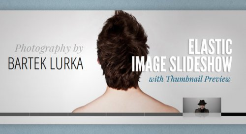 Slideshow elástico con jQuery-ElasticSlideShow