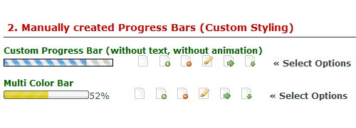 Add a ajax ProgressBar to your site - jsProgressBarHandler
