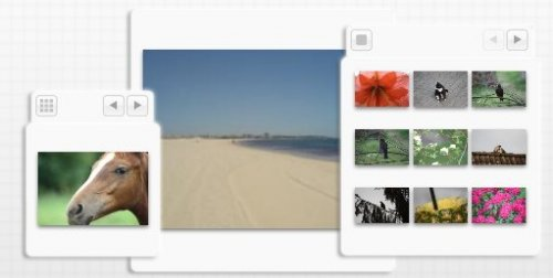 Micro Image Gallery with javascript , jQuery - MicroGallery
