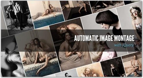 Image Montage with jQuery - imageMont