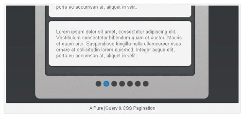 A jQuery Pagination Solution - Sweet Pages