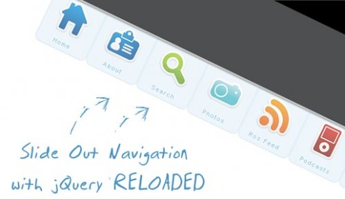 Beautiful Slide Out Navigation Revised - NavigationMenu