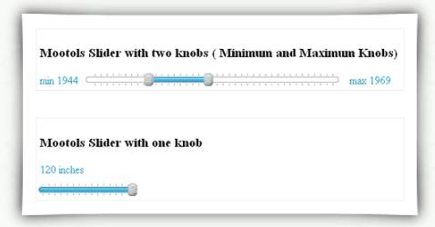 Mootools Slider with Range Indicator-RangeIndicator