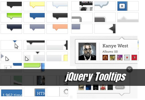 Create amazing tooltips using jQuery - Tipped