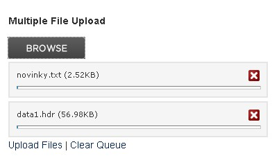 Multiple file upload plugin for jQuery - Uploadify