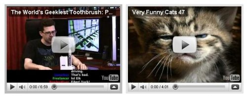 jQuery youtube playlist plugin - youtubeplaylist